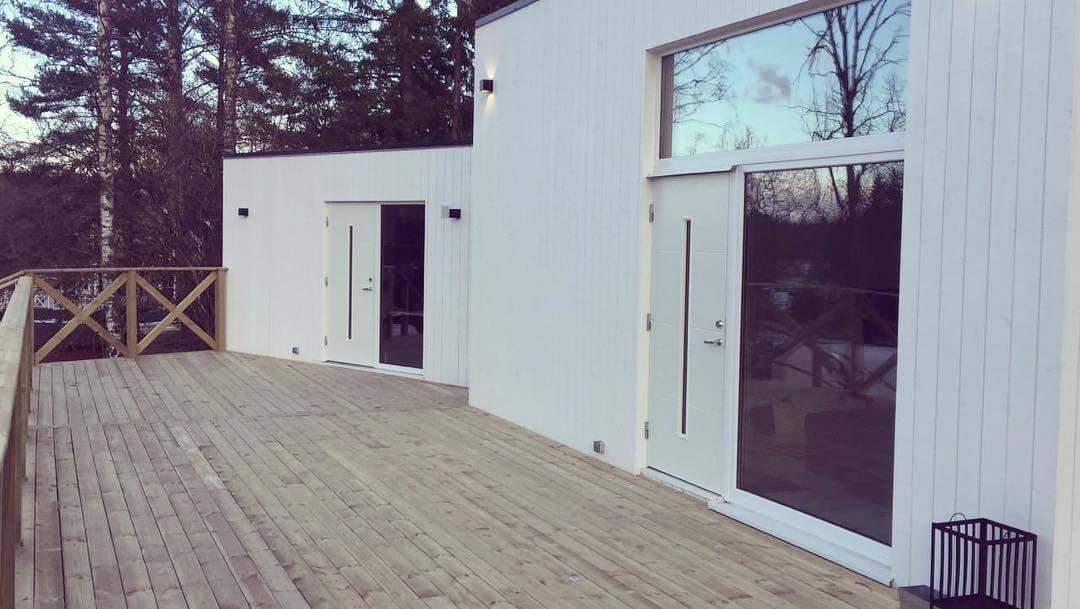 attefallshus & friggebod & fritidshus Husverket
