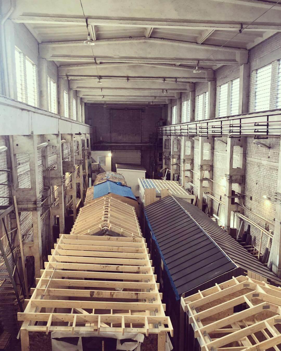 Fabrik attefallshus, friggebod och fritidshus Husverket