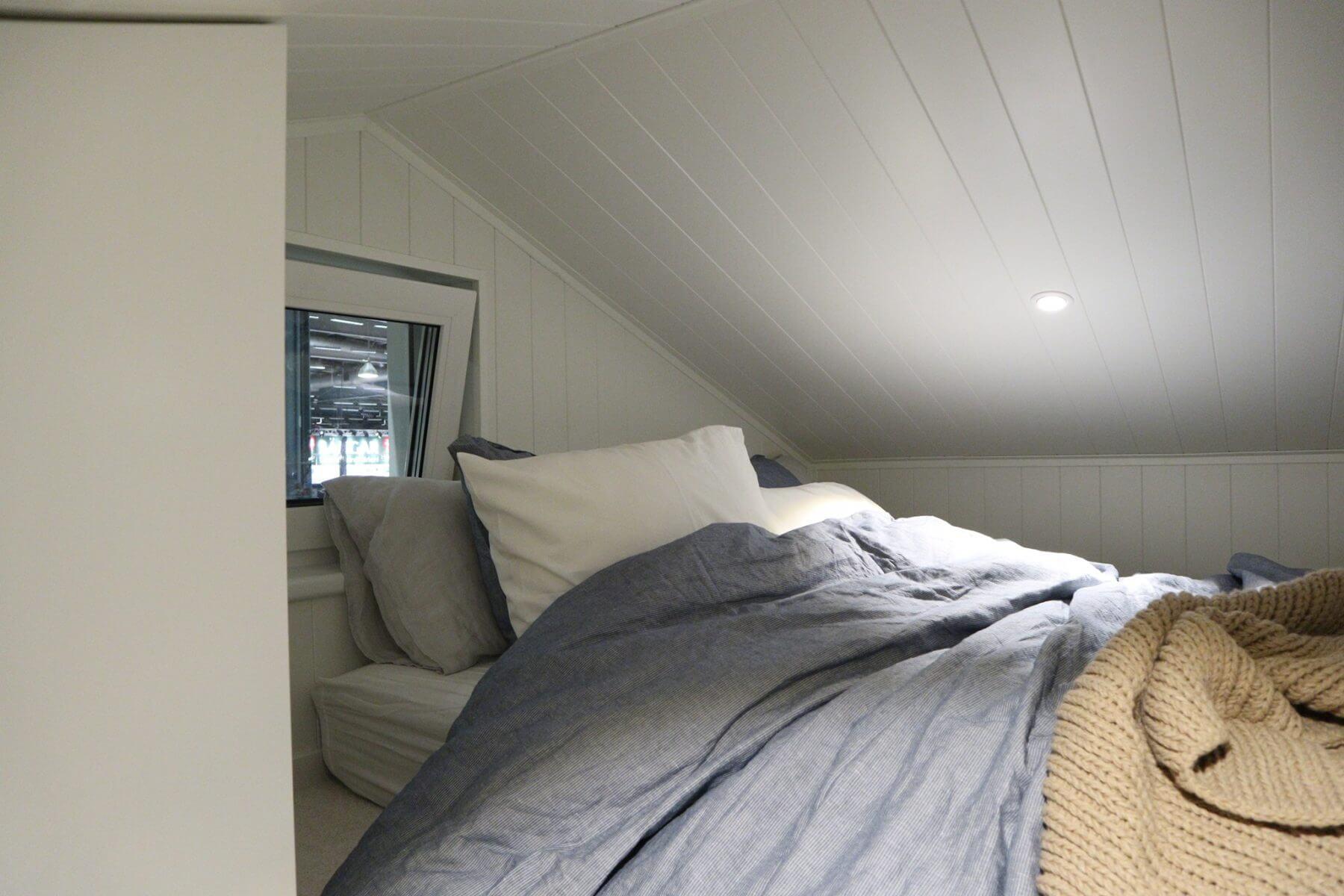Sovloft attefallshus & friggebod & fritidshus