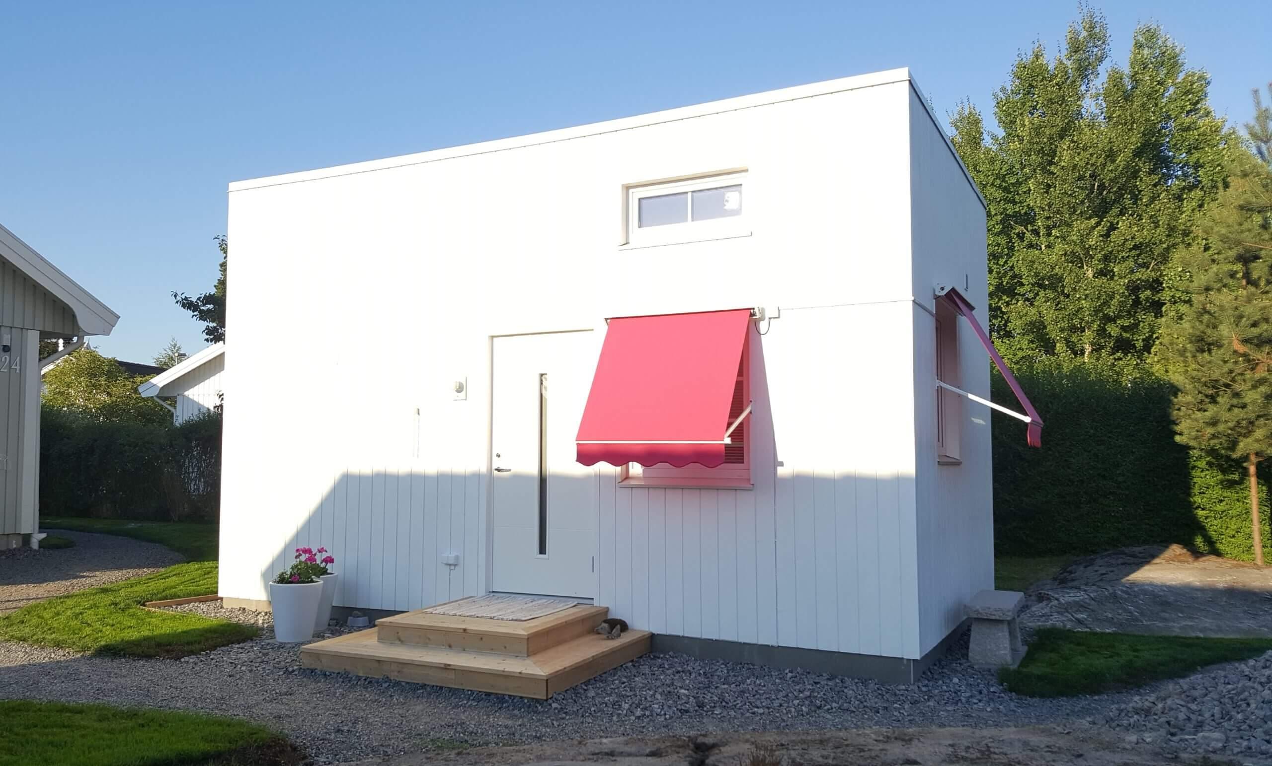 Exclusive entrè till nyckelfärdigt attefallshus från Attefallsverket